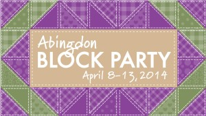 Abingdon Block Party - Rectangle