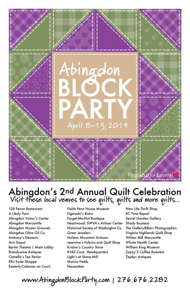 Block Party Poster 14
