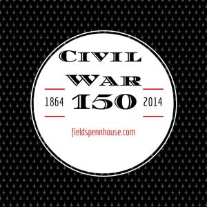 Civil War 150 Logo