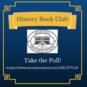 History Book Club Survey