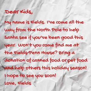 Dear Kids,